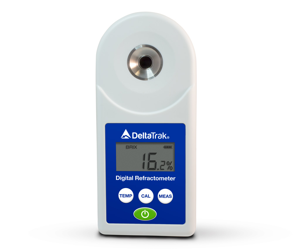 digital brix refractometer