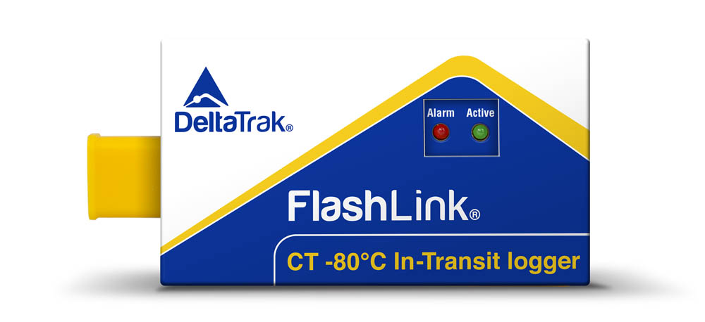 >FlashLink CT -80C Dry Ice Data Logger, Model 20762-20764 & 20769