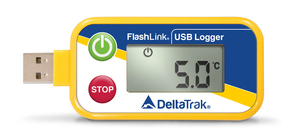 FlashLink USB In-Transit Data Logger