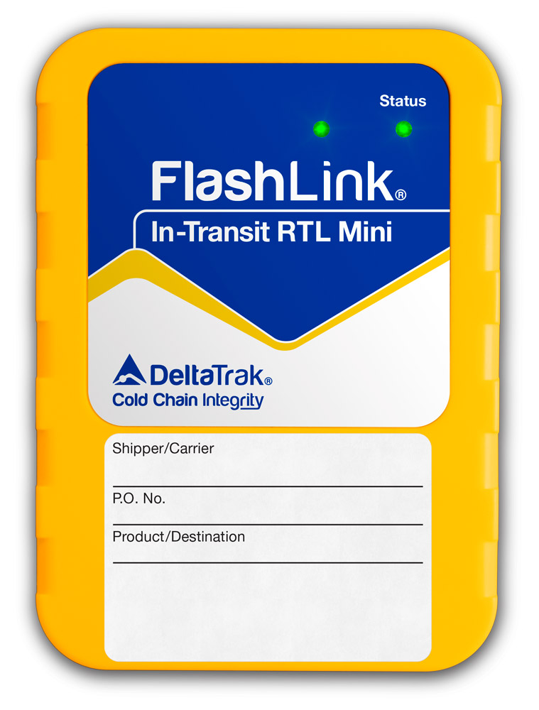 FlashLink In-Transit Real-Time Mini Logger, Models 22340-22341