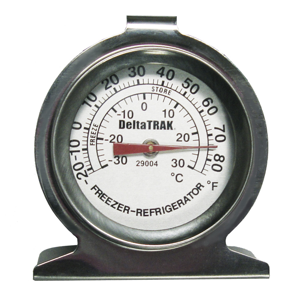 29004 refrigerator and freezer thermometer