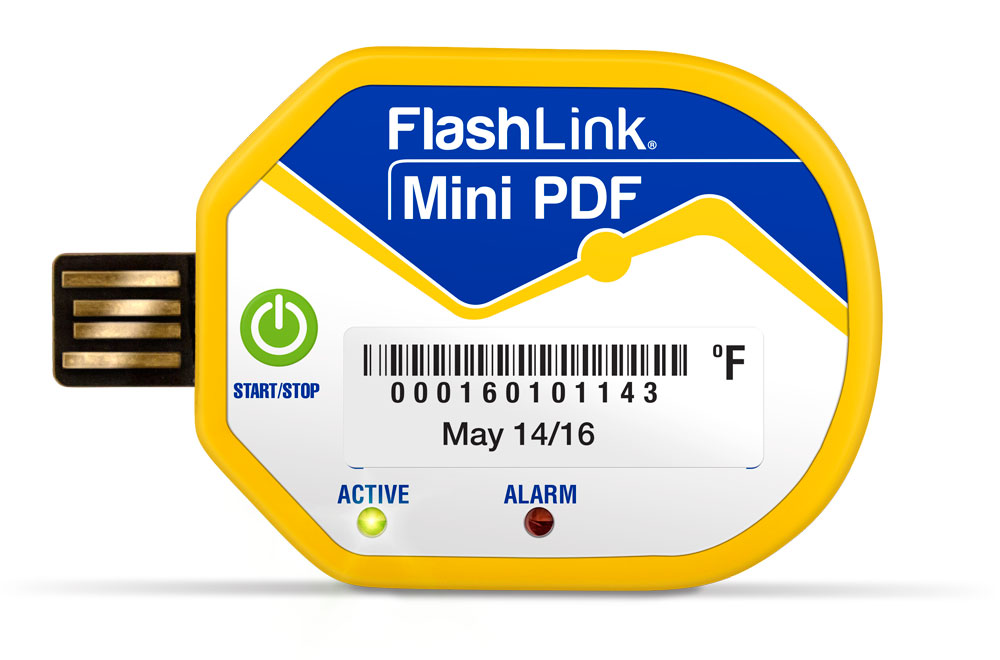 FlashLink Mini PDF Logger, Model 30091-30092