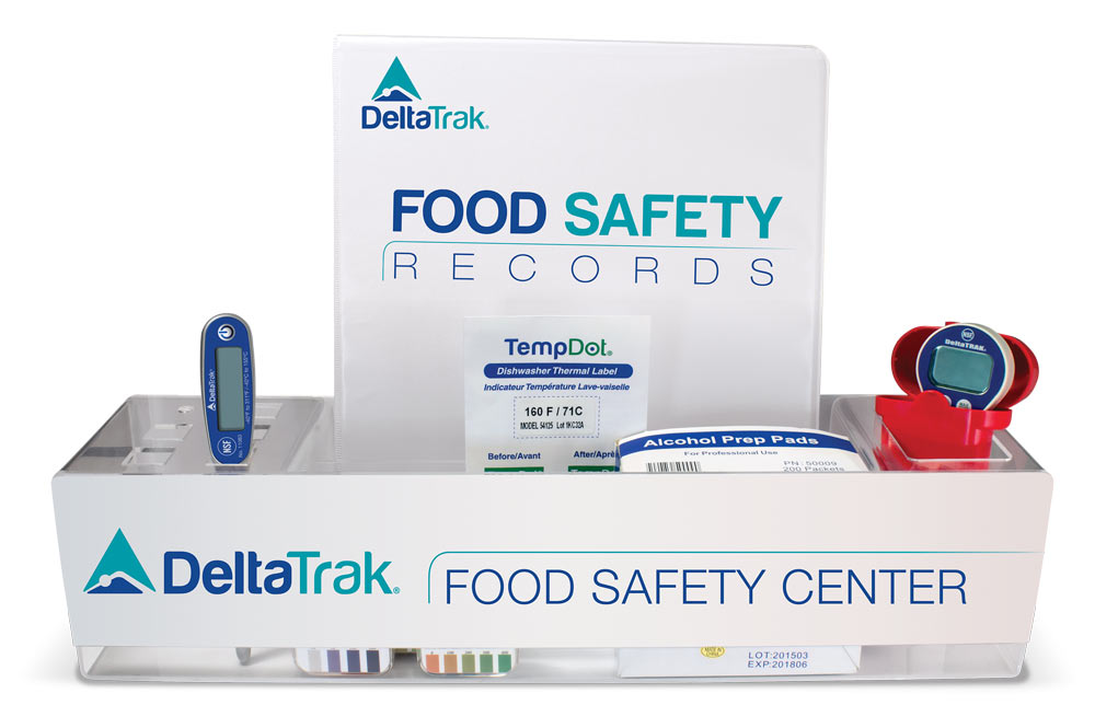 Food Safety Center, Model 50003 Tray