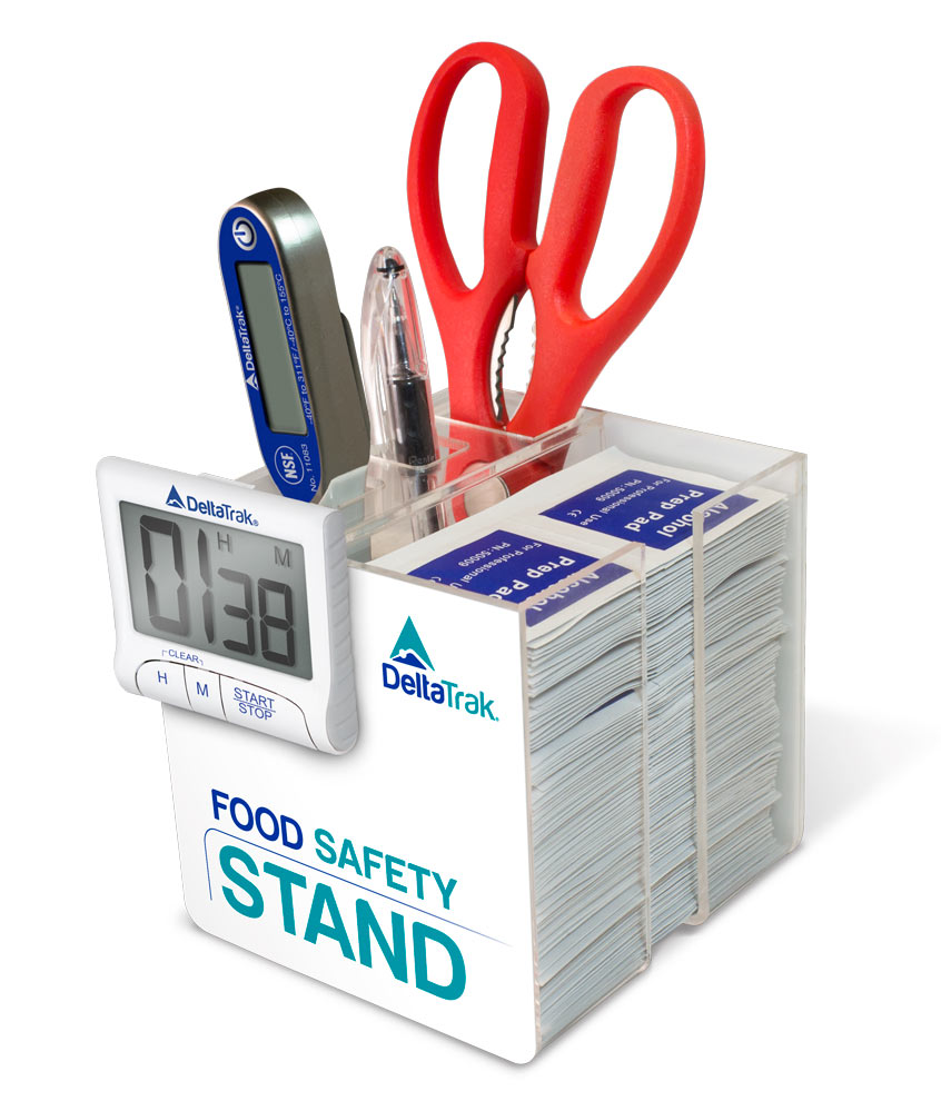 Food Safety Stand